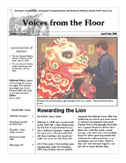Check out some past issues of 114's Voices from the Floor